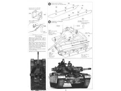 Tamiya - British Chieftain Mk.V Tank, Mastelis: 1/35, 35068 12