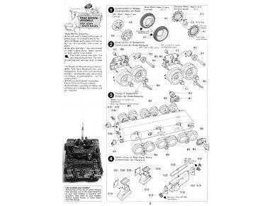 Tamiya - British Chieftain Mk.V Tank, Mastelis: 1/35, 35068 8
