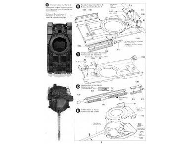 Tamiya - British Chieftain Mk.V Tank, Scale: 1/35, 35068 10