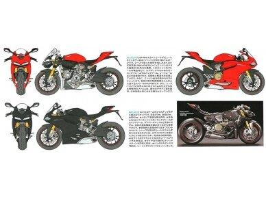 Tamiya - Ducati 1199 Panigale, Scale: 1/12, 14129 13