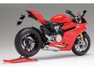 Tamiya - Ducati 1199 Panigale, Scale: 1/12, 14129 3