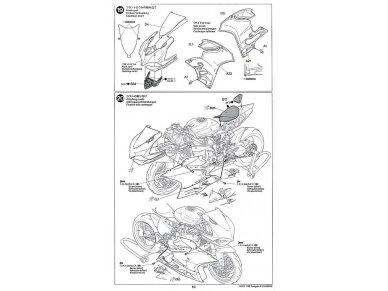 Tamiya - Ducati 1199 Panigale, Scale: 1/12, 14129 31