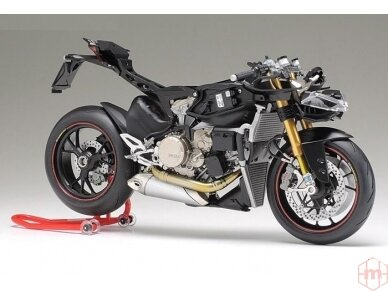 Tamiya - Ducati 1199 Panigale, Scale: 1/12, 14129 5