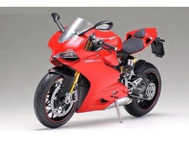 Tamiya - Ducati 1199 Panigale, Scale: 1/12, 14129 8