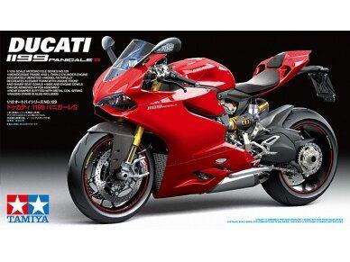 Tamiya - Ducati 1199 Panigale, Scale: 1/12, 14129