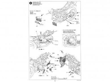 Tamiya - Ducati 916, Mastelis: 1/12, 14068 12