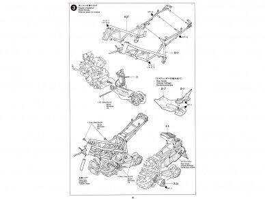 Tamiya - Ducati 916, Mastelis: 1/12, 14068 10