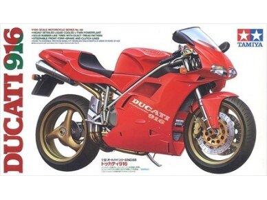 Tamiya - Ducati 916, Mastelis: 1/12, 14068