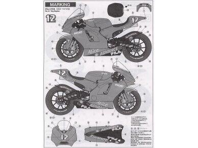 Tamiya - Ducati Desmosedici, Scale: 1/12, 14101 12