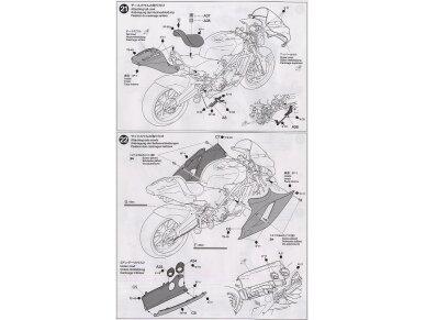Tamiya - Ducati Desmosedici, Scale: 1/12, 14101 20