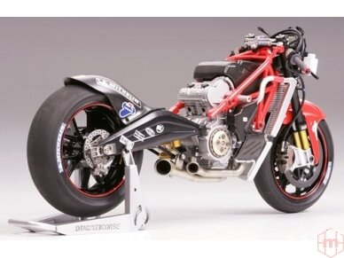 Tamiya - Ducati Desmosedici, Scale: 1/12, 14101 3