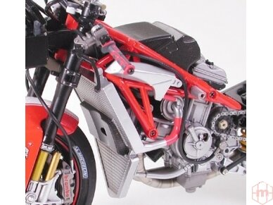 Tamiya - Ducati Desmosedici, Scale: 1/12, 14101 4