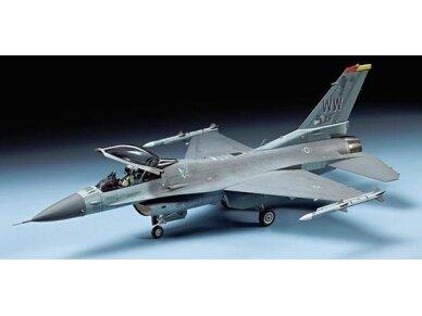 Tamiya - F-16CJ Fighting Falcon, Mastelis: 1/72, 60786 2
