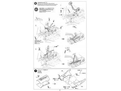 Tamiya - F-16CJ Fighting Falcon, Mastelis: 1/72, 60786 14