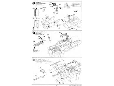 Tamiya - F-16CJ Fighting Falcon, Mastelis: 1/72, 60786 15
