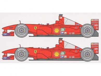 Tamiya - Ferrari F1-2000, Mastelis: 1/20, 20048 2