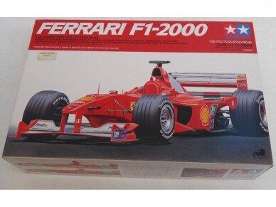 Tamiya - Ferrari F1-2000, Mastelis: 1/20, 20048