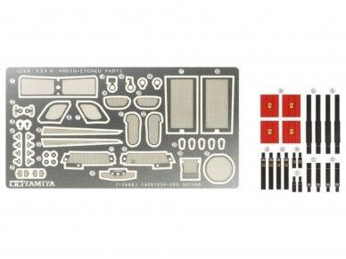 Tamiya - Ferrari FXX K Fotoėsdintos detalės, Mastelis: 1/24, 12668 2