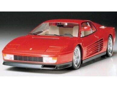Tamiya - Ferrari Testarossa, Mastelis: 1/24, 24059 2