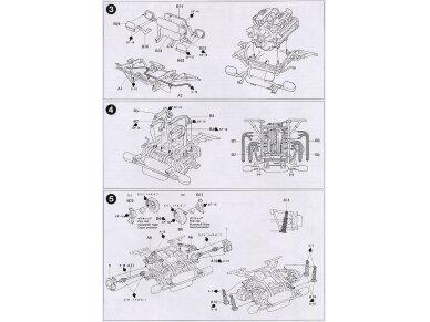 Tamiya - Ferrari Testarossa, Mastelis: 1/24, 24059 8