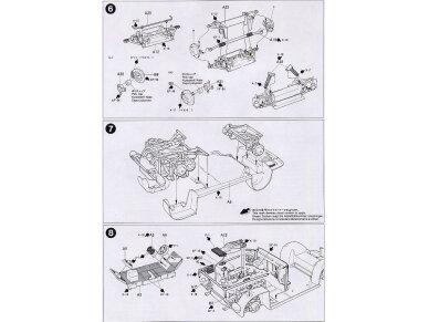 Tamiya - Ferrari Testarossa, Mastelis: 1/24, 24059 9