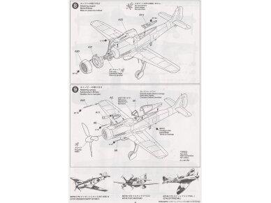 Tamiya - Focke-Wulf Fw190 D9, Mastelis: 1/72, 60751 11