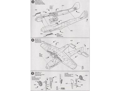 Tamiya - Focke-Wulf Fw190 D9, Mastelis: 1/72, 60751 9