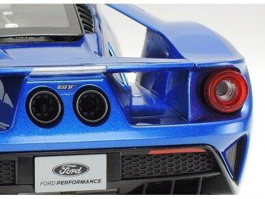 Tamiya - Ford GT, Mastelis: 1/24, 24346 4