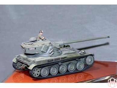 Tamiya - French Light Tank AMX-13, Mastelis: 1/35, 35349 3