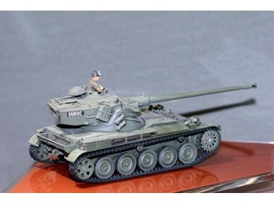 Tamiya - French Light Tank AMX-13, Mastelis: 1/35, 35349 3