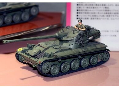 Tamiya - French Light Tank AMX-13, Mastelis: 1/35, 35349 4