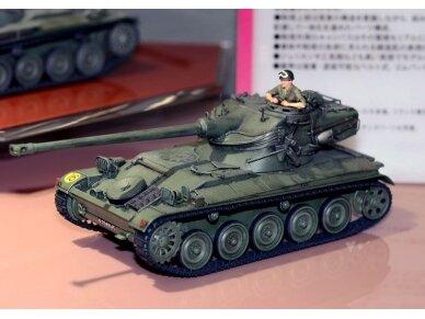 Tamiya - French Light Tank AMX-13, Mastelis: 1/35, 35349 4