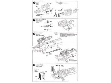 Tamiya - German 3.5t truck AHN w/3.7cm Flak 37 AA Gun, Mastelis: 1/35, 32410 15