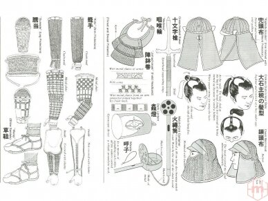 Tamiya - Samurai Warriors (8 Figures), Scale: 1/35, 25411 4