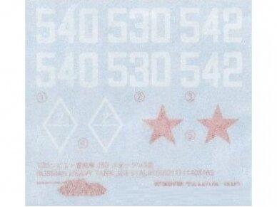 Tamiya -  JS3 Stalin, Mastelis: 1/35, 35211 3