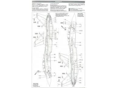 Tamiya - Grumman F-14A Tomcat, Mastelis: 1/48, 61114 23