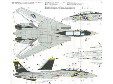 Tamiya - Grumman F-14A Tomcat, Mastelis: 1/48, 61114 26