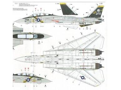 Tamiya - Grumman F-14A Tomcat, Mastelis: 1/48, 61114 27