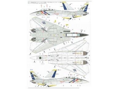 Tamiya - Grumman F-14A Tomcat, Mastelis: 1/48, 61114 28
