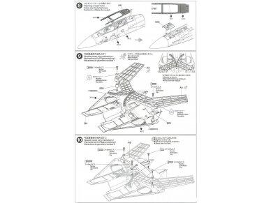 Tamiya - Grumman F-14A Tomcat, Mastelis: 1/48, 61114 33