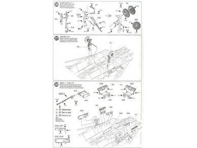 Tamiya - Grumman F-14A Tomcat, Mastelis: 1/48, 61114 40