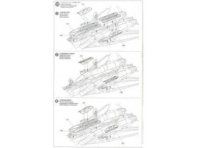 Tamiya - Grumman F-14A Tomcat, Mastelis: 1/48, 61114 42