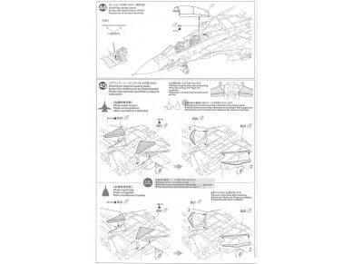 Tamiya - Grumman F-14A Tomcat, Mastelis: 1/48, 61114 48