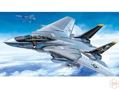 Tamiya - Grumman F-14A Tomcat, Mastelis: 1/48, 61114 8
