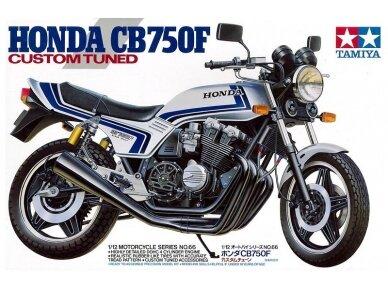 Tamiya - Honda CB750F Custom Tuned, Mastelis: 1/12, 14066