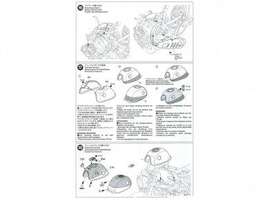 Tamiya - Honda Monkey 125, Mastelis: 1/12, 14134 25