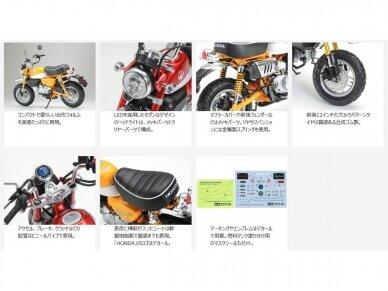 Tamiya - Honda Monkey 125, Mastelis: 1/12, 14134 8