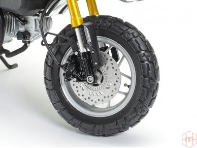 Tamiya - Honda Monkey 125, Scale: 1/12, 14134 7