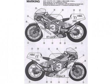 Tamiya - Honda NSR500 Factory Color, Mastelis: 1/12, 14099 4