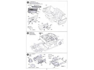 Tamiya - Honda NSX 2016, Mastelis: 1/24, 24344 16